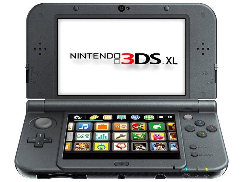 Nitendo 3DS XL Repair