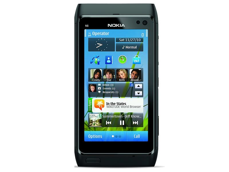Nokia N8 Repair Services