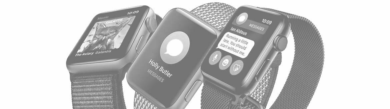 Apple Watch Repair Services