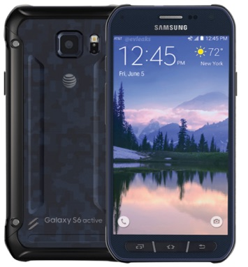 Samsung Galaxy S6 Active G890 G890A Display Replacement