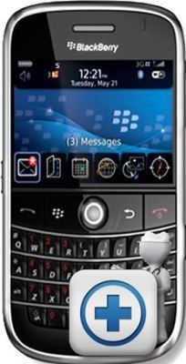 BlackBerry Bold 9000 Diagnostic Service