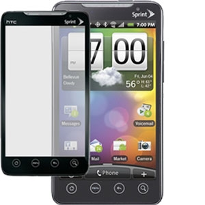 HTC EVO 4G A9292 PC36100 Glass / Touch Screen Replacement