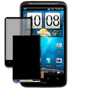 HTC Inspire 4G A9192 Glass/Touch Screen & LCD Replacement