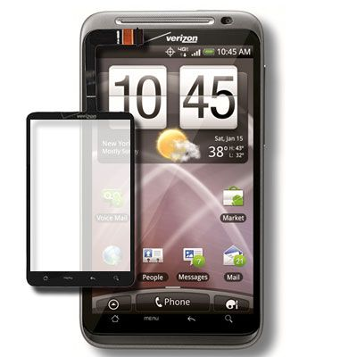 HTC Thunderbolt ADR6400  Glass / Touch Screen Repair