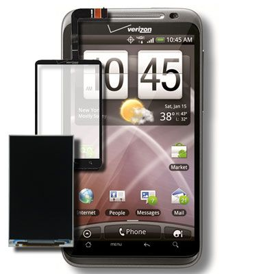 HTC Thunderbolt ADR6400  Touch Screen & LCD Repair