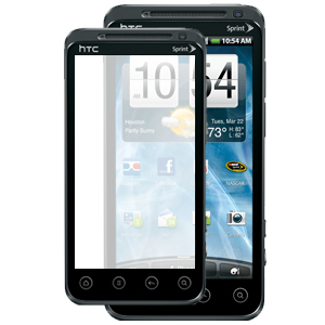 HTC EVO 3D Glass / Touch Screen Replacement