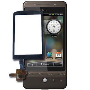 HTC Hero 6262/6250 Glass / Touch Screen Replacement