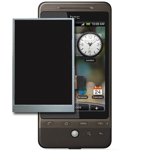 HTC Hero 6262/6250 LCD Replacement
