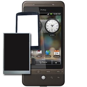 HTC Hero 6262/6250 Glass / Touch Screen & LCD Replacement