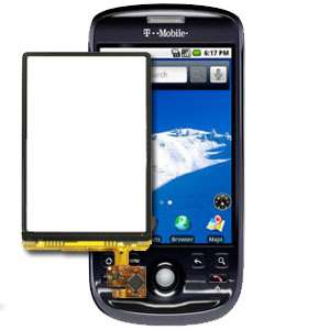 HTC MyTouch 3G Glass / Touch Screen Replacement