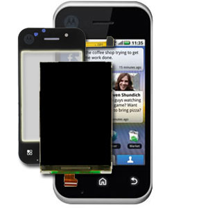 Motorola Backflip Glass/Touch Screen & LCD Replacement