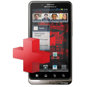 Motorola Droid Bionic XT875 Diagnostic