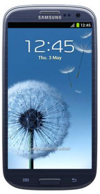 Galaxy S III S3 Display BLUE i535 i747 i9300 T999 L710
