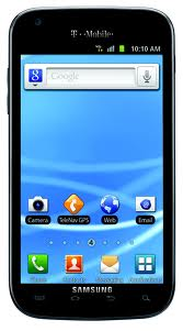 Samsung Galaxy S II T989 T-Mobile Display
