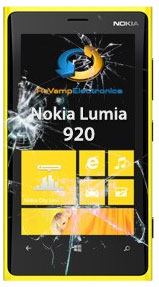 Nokia Lumia 920  Touch Screen Display