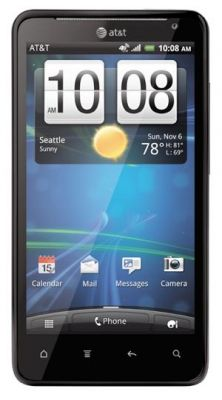 HTC Vivid 4G Glass Touch Screen