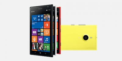 Nokia Lumia 1520 Display Replacement