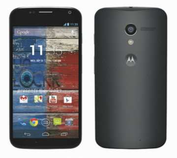 Motorola Moto X 2nd Gen Display Replacement